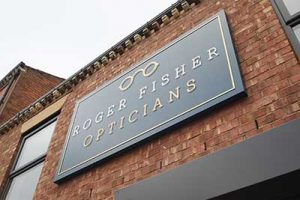 Contact Roger Fisher Opticians
