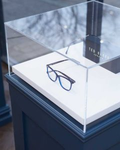 About Roger Fisher Opticians